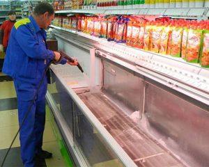 Техническое обслуживание магазинов